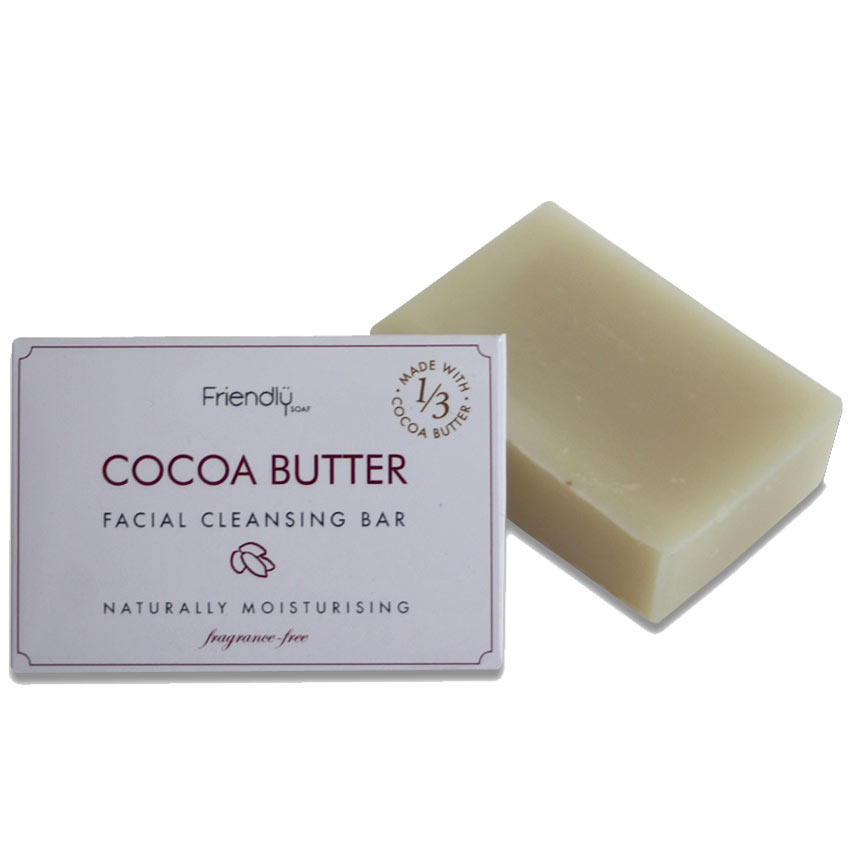 Cocoa Butter Facial Cleansing Bar soap