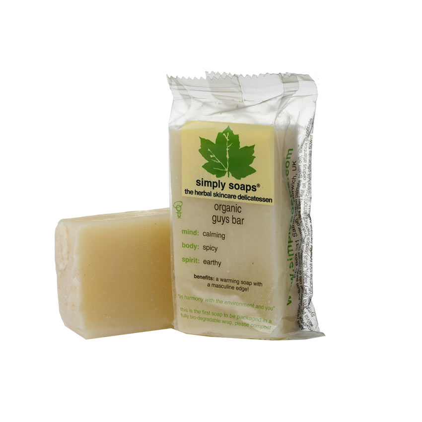 Organic Guys Bar Soap