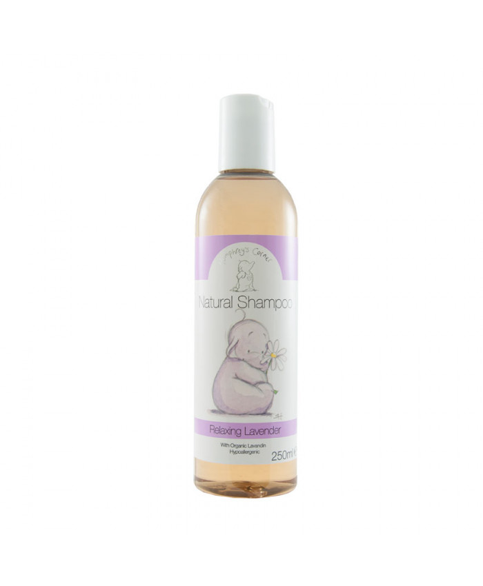 Natural Shampoo (Relaxing Lavender)