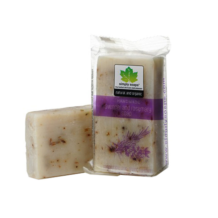Lavender & Rosemary Soap