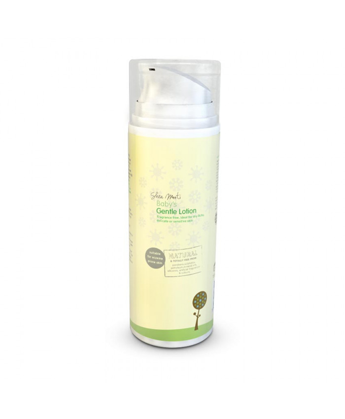 Baby's Gentle Lotion (Fragrance Free)