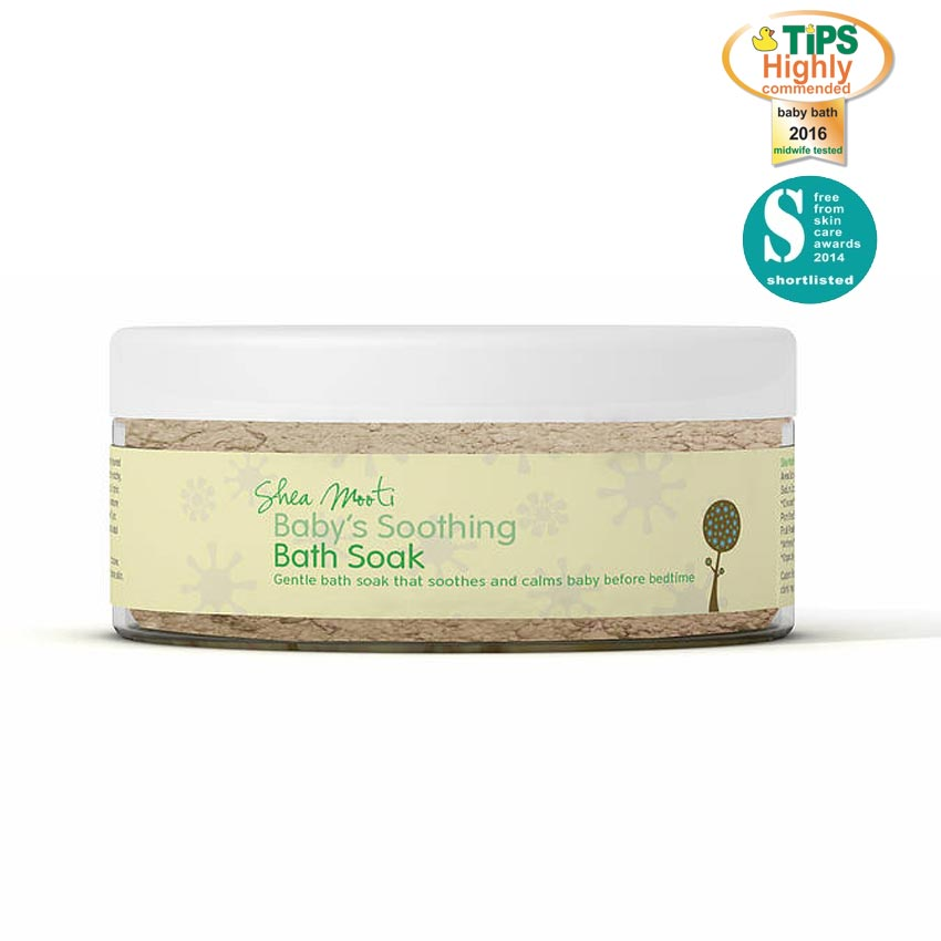 Baby's Soothing Bath Soak