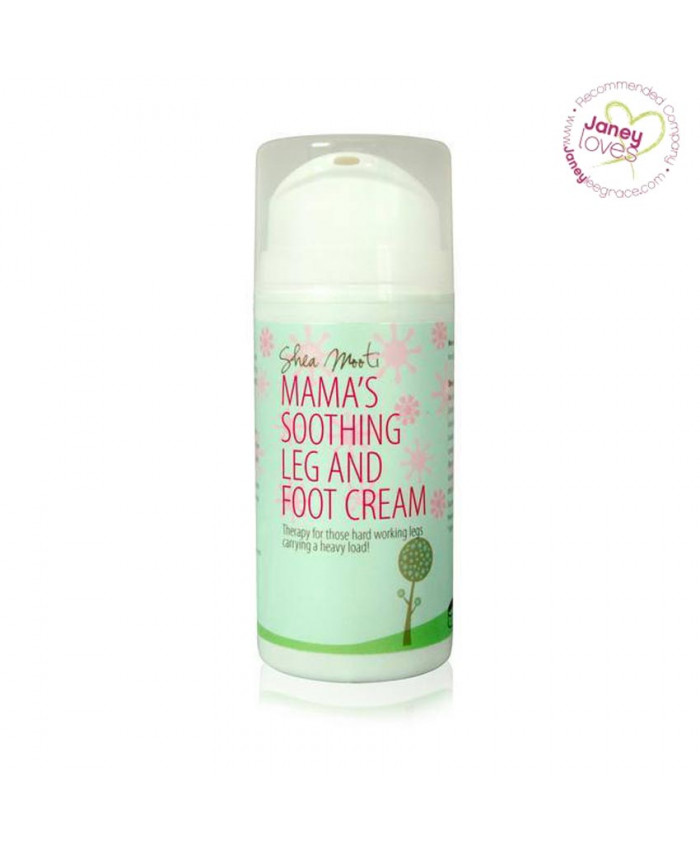 Mama's Soothing Leg and Foot Cream