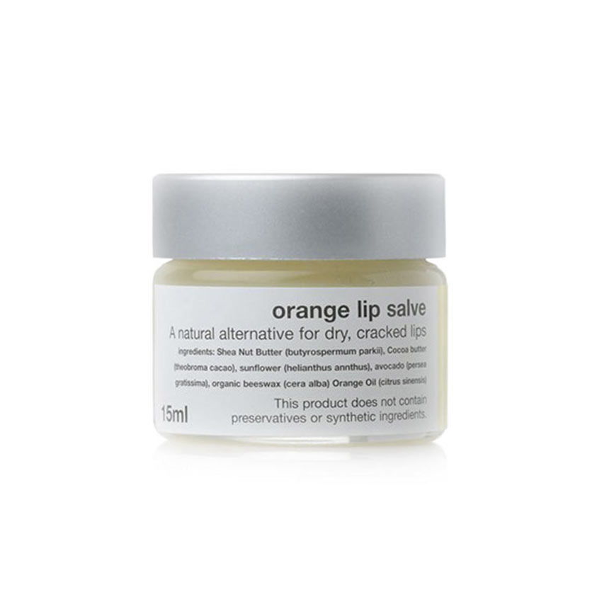 Orange Lip Salve