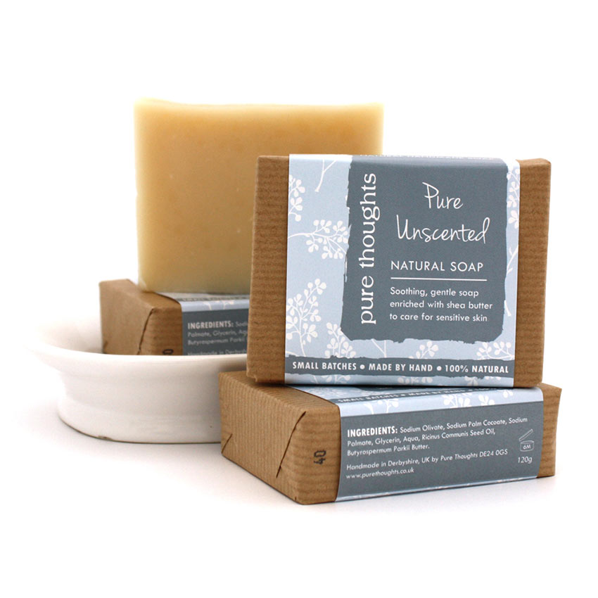 Pure Unscented Soap