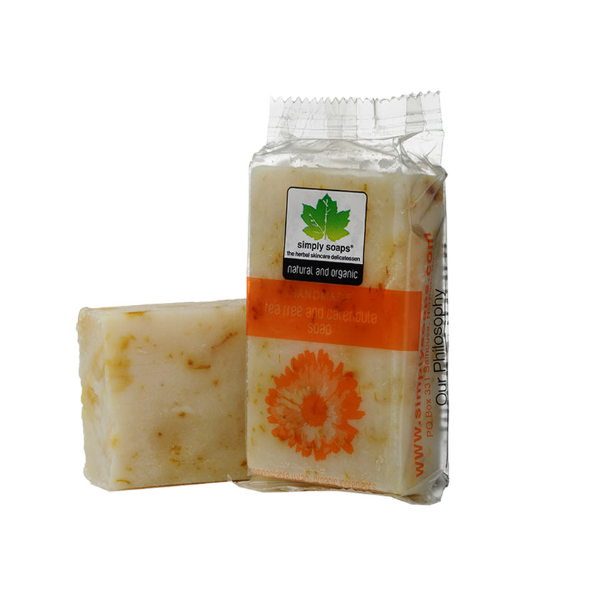 Tea Tree and Calendula Soap